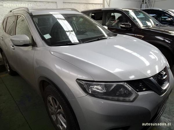 Nissan X Trail ADVANCE 2.5 CVT año 2015