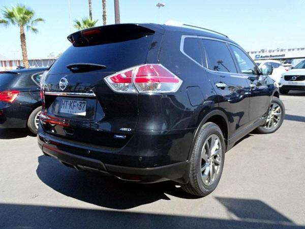 Nissan X Trail 4WD - Exclusive año 2016