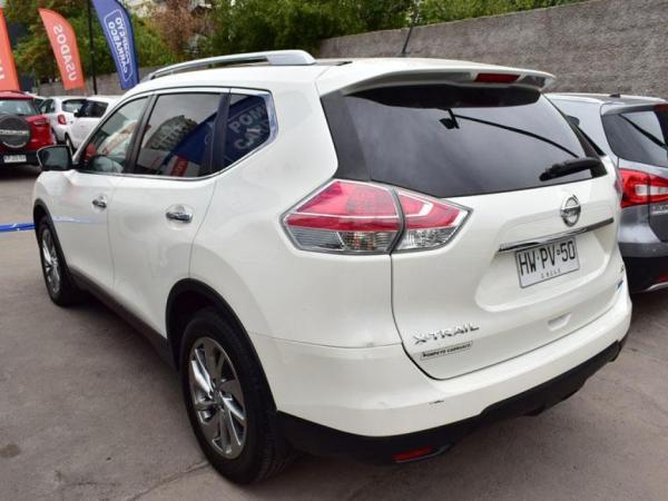 Nissan X Trail EXCLUSIVE año 2016