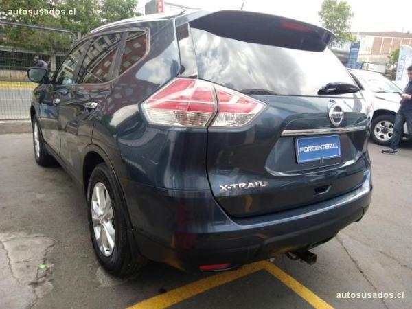 Nissan X Trail SENSE CVT 2.5 año 2016