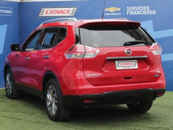Nissan X Trail 2.5 4X2 2.5 EXCL año 2016