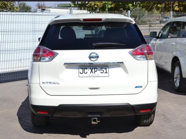 Nissan X Trail X Trail Sense 2.5 año 2017