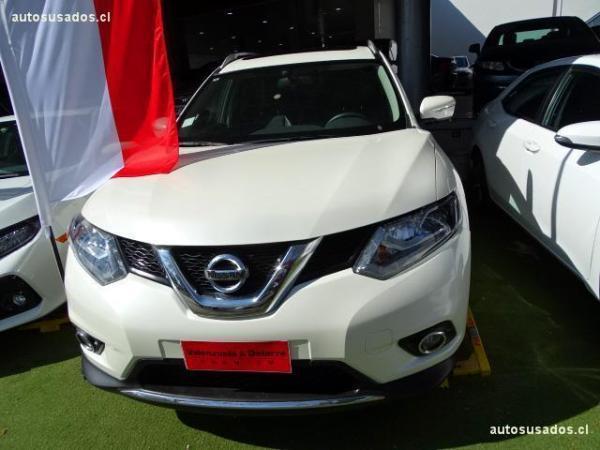 Nissan X Trail 4x4 año 2017