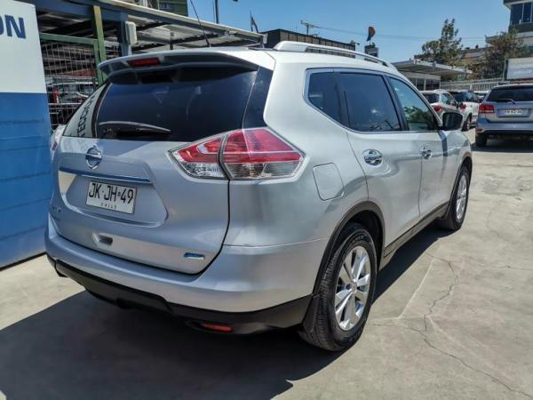 Nissan X Trail X TRAIL ADVANCE 2.5 año 2017