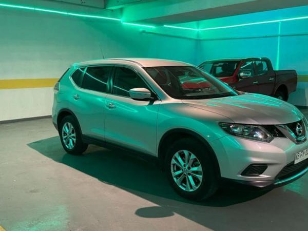 Nissan X Trail 2.5 CVT Auto Sense año 2018