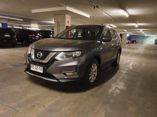 Nissan X Trail 2.5 SENSE CVT AWD año 2018
