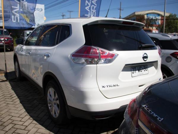 Nissan X Trail X TRAIL SENSE 2.5 2018 año 2018