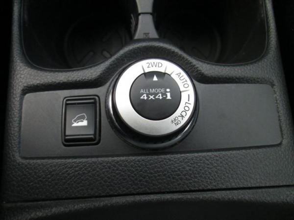 Nissan X Trail SENSE CVT 2ROW 4WD AT año 2019