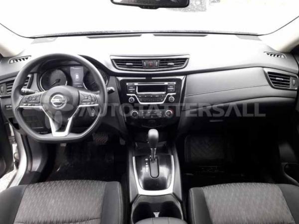 Nissan X Trail SENCE CVT 4WD año 2019