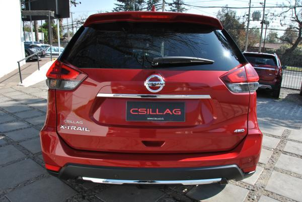 Nissan X Trail EXCLUSIVE CVT AWD año 2019