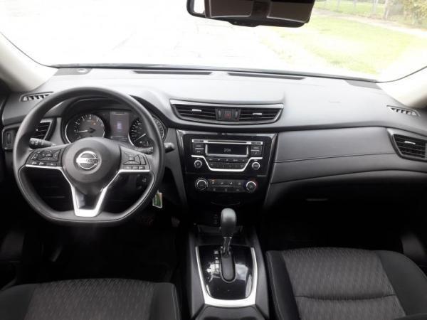 Nissan X Trail SENCE 4WD año 2019