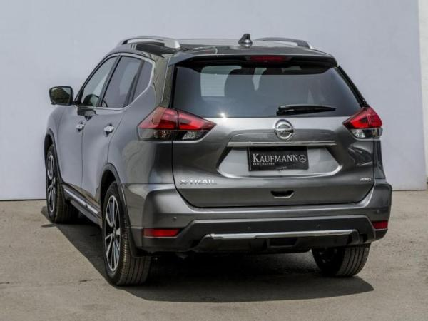 Nissan X Trail 2.5 EXCLUSIVE 4WD año 2019