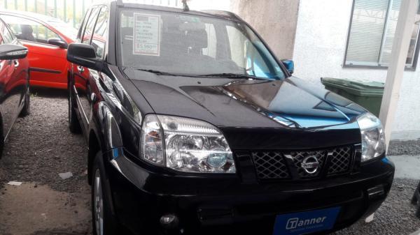 Nissan Xtrail vehículo año 2011