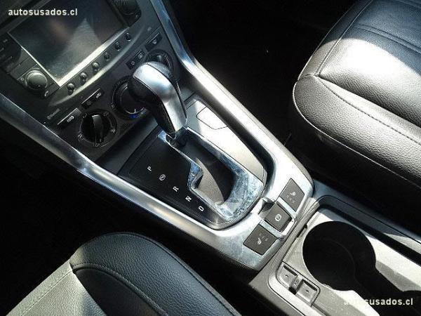 Opel Antara 2.2 año 2013