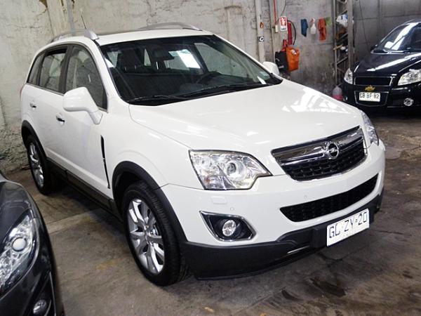 Opel Antara COSMO 2.2 4WD año 2014