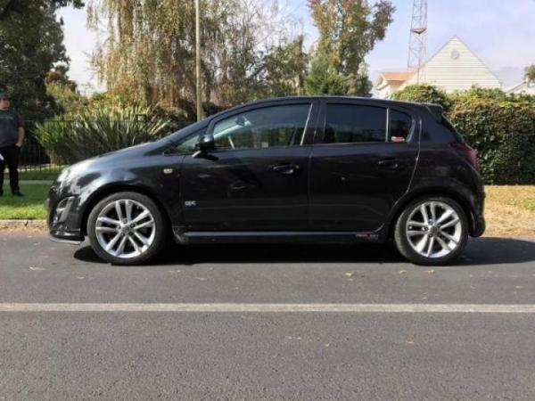 Opel Corsa 1.6 Turbo OPC Line año 2013