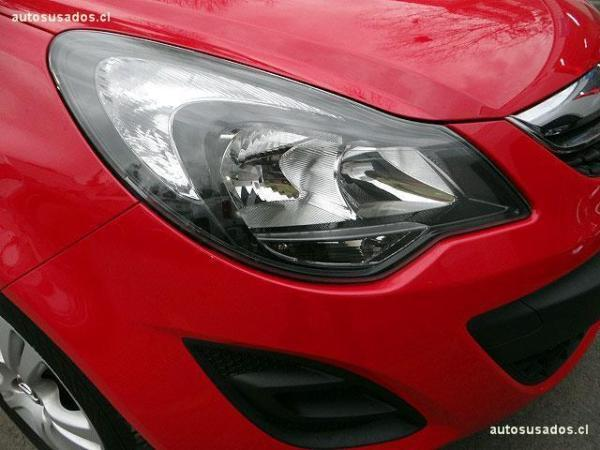 Opel Corsa ENJOY HB3 1.4 MT año 2015
