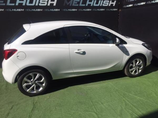 Opel Corsa ENJOY TURBO año 2016