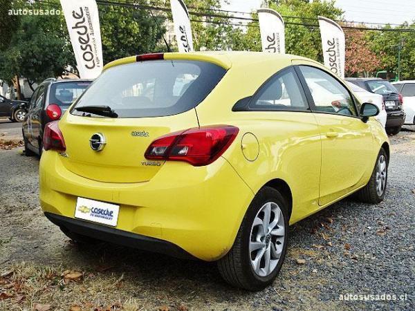 Opel Corsa Turbo 1.4 HB 3P año 2016