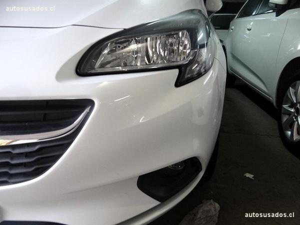 Opel Corsa  año 2016