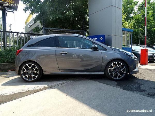 Opel Corsa OPC 1.6T año 2017