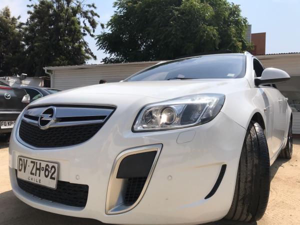 Opel Insignia 2.8 OPC AT TURBO año 2012