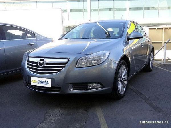 Opel Insignia 2.0T AT6 año 2013