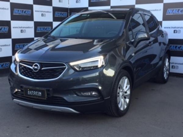 Opel Mokka 1.4 TURBO año 2018