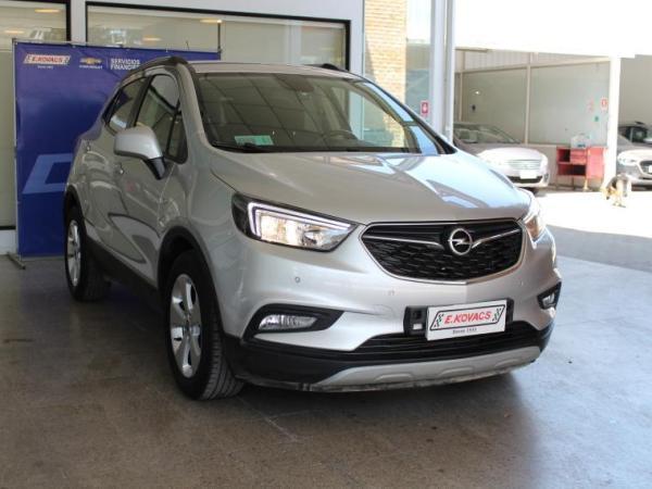 Opel Mokka 1.4 año 2018