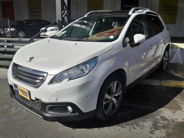 Peugeot 2008 2008 Allure E Hdi 1. año 2014