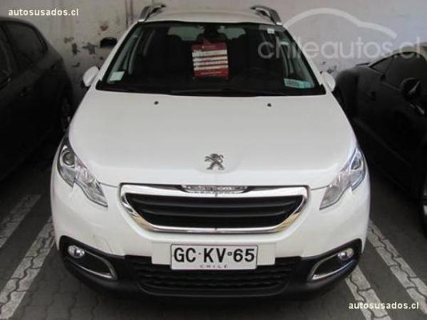 Peugeot 2008 ACTIVE 1.4 HDI año 2014