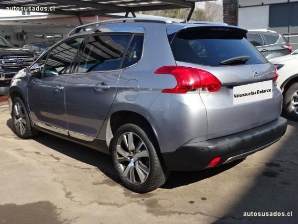 Peugeot 2008 ALLYRE HDI 1.6 MT año 2015