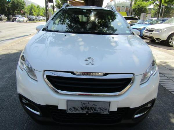 Peugeot 2008 Active 1.2 VTI 1.2 año 2015