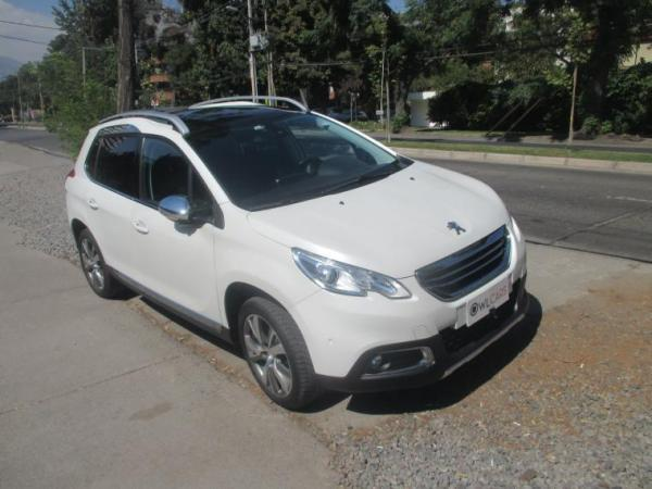 Peugeot 2008 Allure 1.6 Mt año 2016