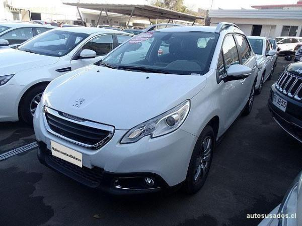 Peugeot 2008 ACTIVE 1.6 e-HDI 92 HP año 2016