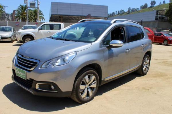 Peugeot 2008 ALLURE 1.6 AT año 2016