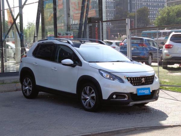 Peugeot 2008 2008 ALLURE BLUEHDI 1.6 año 2017