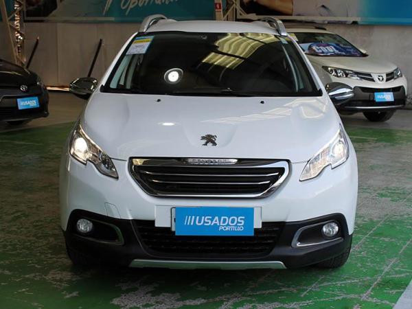 Peugeot 2008 2008 ACTIVE E HDI 1.6 año 2017