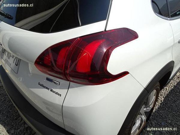 Peugeot 2008 ACTIVE año 2017