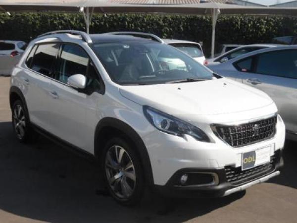 Peugeot 2008  año 2017