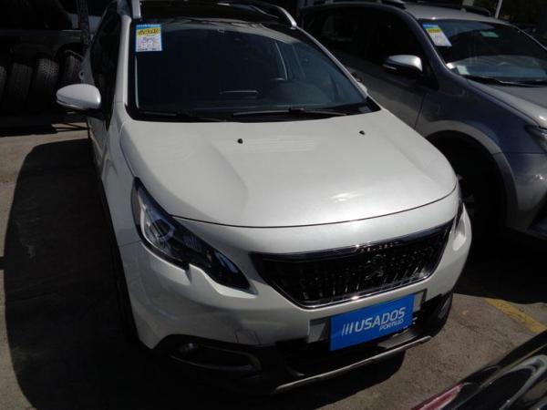 Peugeot 2008 2008 ALLURE BLUEHDI 1.6 año 2018