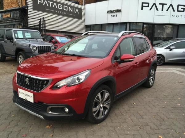 Peugeot 2008 ALLURE 1.6 BLUE HD año 2018