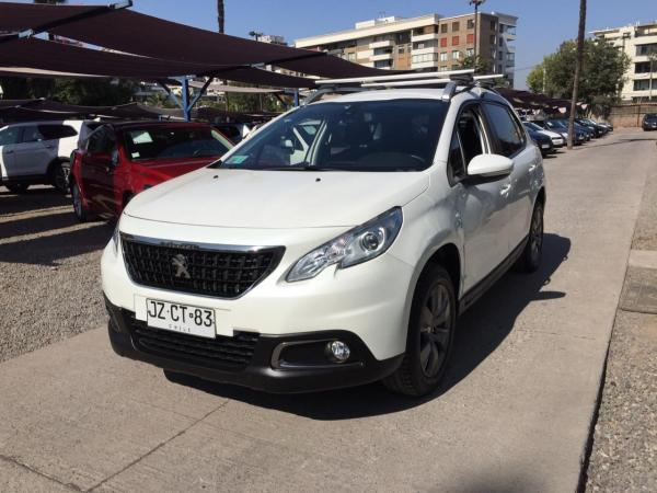 Peugeot 2008 ACTIVE BLUE HDI 1.6 año 2018