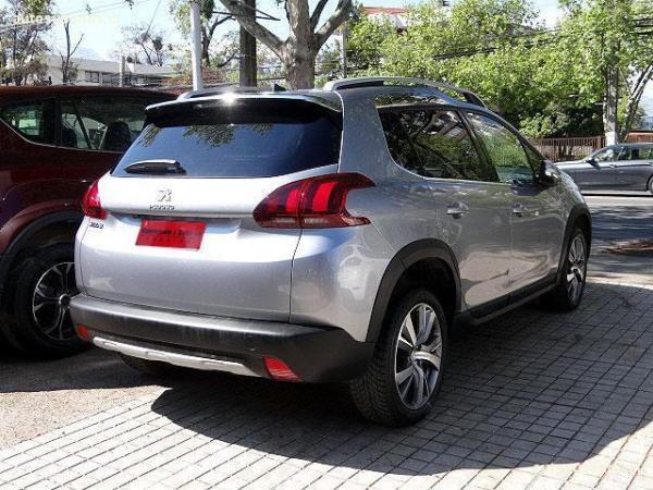 Peugeot 2008 ALLURE 1.6 HDI año 2018