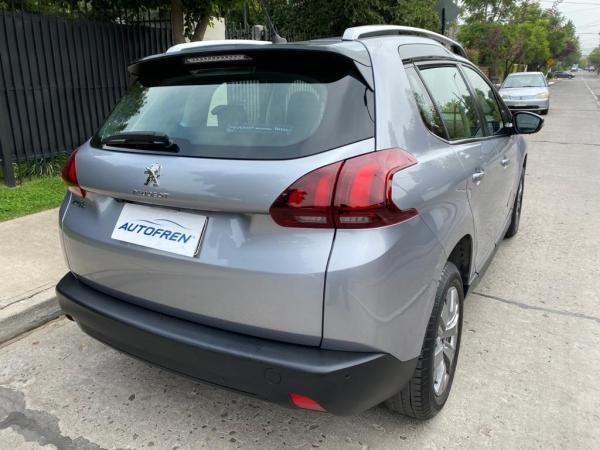 Peugeot 2008 Active HDI año 2019