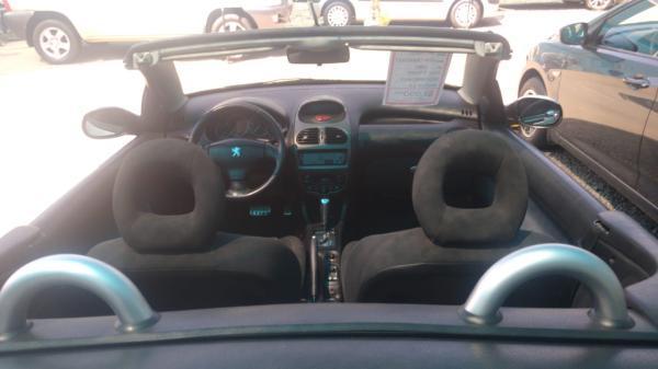 Peugeot 206  año 2007