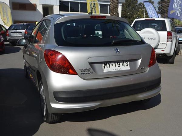 Peugeot 207 207 Trendy 1.4 año 2007