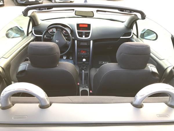 Peugeot 207 CC 1.6 año 2008