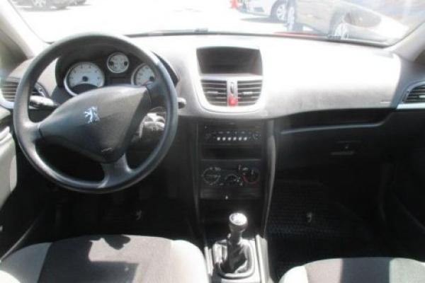 Peugeot 207 TRENDY 1.4 año 2008