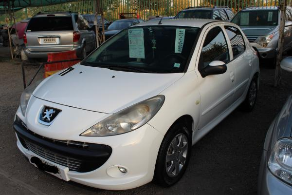 Peugeot 207  año 2010